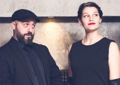 Avec Primiano de Biase